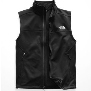 North Face windfall vest
